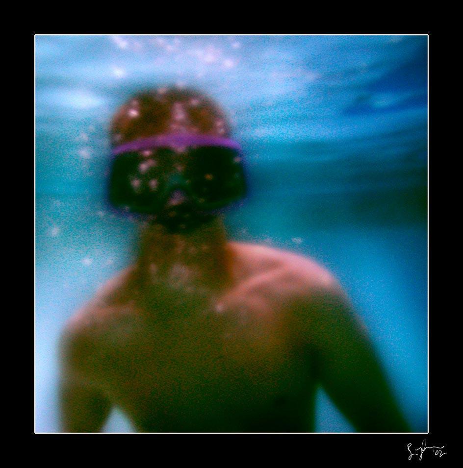 Underwater Sky by kuso