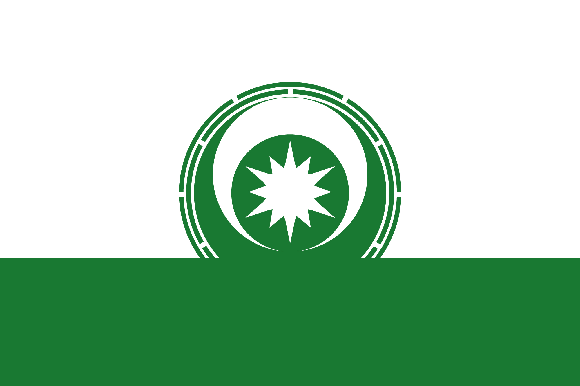 Sersat province flag by SalesWorlds