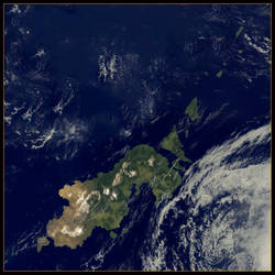 Mirai satellite image - World of Evol by SalesWorlds