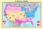 II American Civil War - Republic of Gilead vs USA