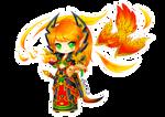 Commission - Sunwalker and Felomin