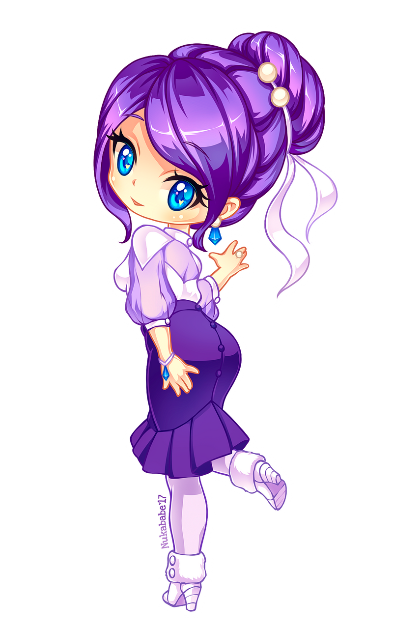 Rarity of MLP [Chibi] by Nukababe on DeviantArt