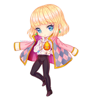 [+Video] Howl Chibi by Nukababe