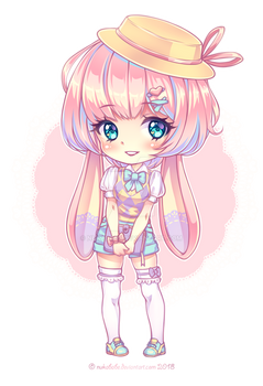[SOLD!]: Kemonomimi Adoptable
