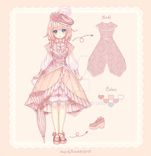 [SOLD] Lolita Adoptable