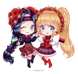 [+Video] Ukrainian Cuties