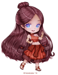 [+Video] Katara in Fire Nation Outfit