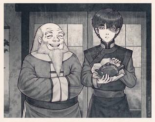 Happy New Year, Prince Zuko! by Nukababe