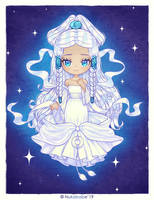 [+Video] Princess Yue the Moon Spirit by Nukababe