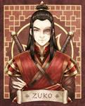 Fire Lord Zuko [Avatar Fan Art]