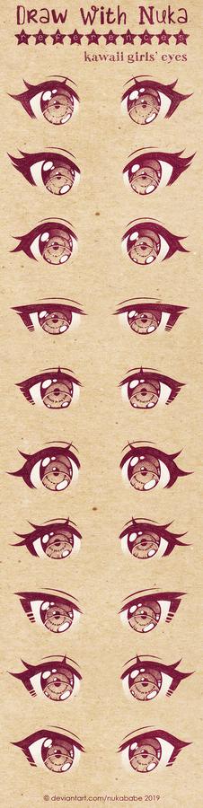 Explore Best Animeeyes Art On Deviantart