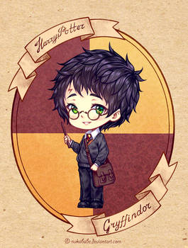 Harry Potter [Chibi Fanart]