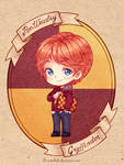 Ron Weasley [Chibi Fanart]
