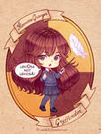 Hermione Granger [Chibi Fanart]