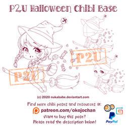 P2U Chibi Halloween Base $1.49 | 150 Points