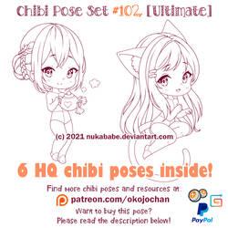 Chibi Base | $4 | 400 pt