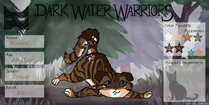 Wrenkit of ShadowClan (TRY-OUT)