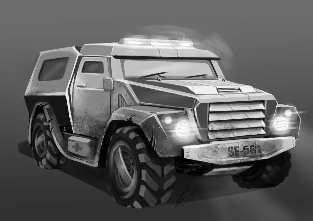 Car by ShoutAndBite