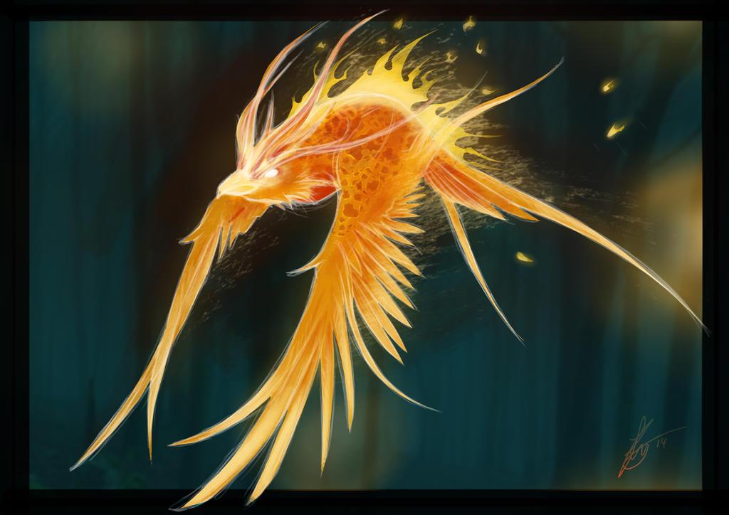 Phoenix by ShoutAndBite
