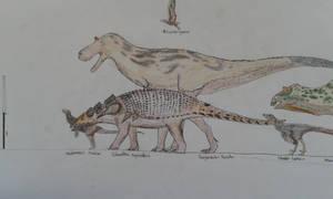Upper Two Medicine dinosaurs