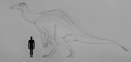 le deinocheirus has arrived
