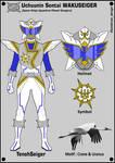 Uchuunin Sentai WAKUSEIGER 06 TenohSeiger