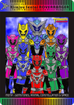 Kirajuu Sentai ROVERRANGER