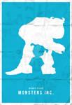 Pixar Series - Monsters Inc.