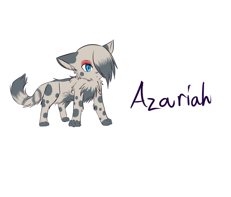 Azariah (contest entry) by kaenshi on DeviantArt