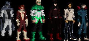 Justice League Redesign