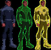 Sinestro Redesign