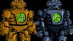 Ben 100 Clockwork (and regenerated form)