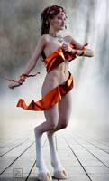 Minotaur Goddess