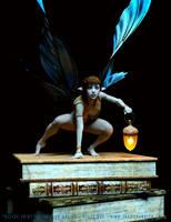 Book Fairy by sandrabauser