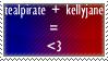 TP And KJ Stamp by EliMayGQ