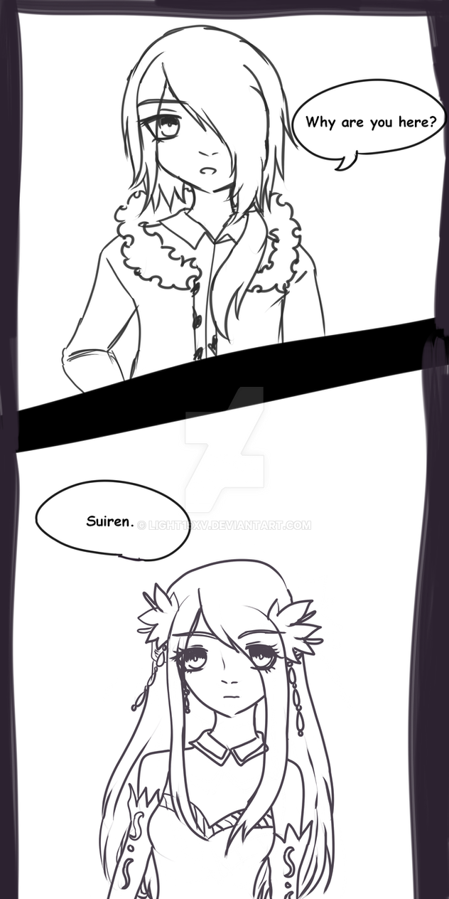 A Guardian Of Animus Comic - Hiringu and Suiren #1 by Light15XV