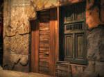 'Carmen' Door Detail by DGolden