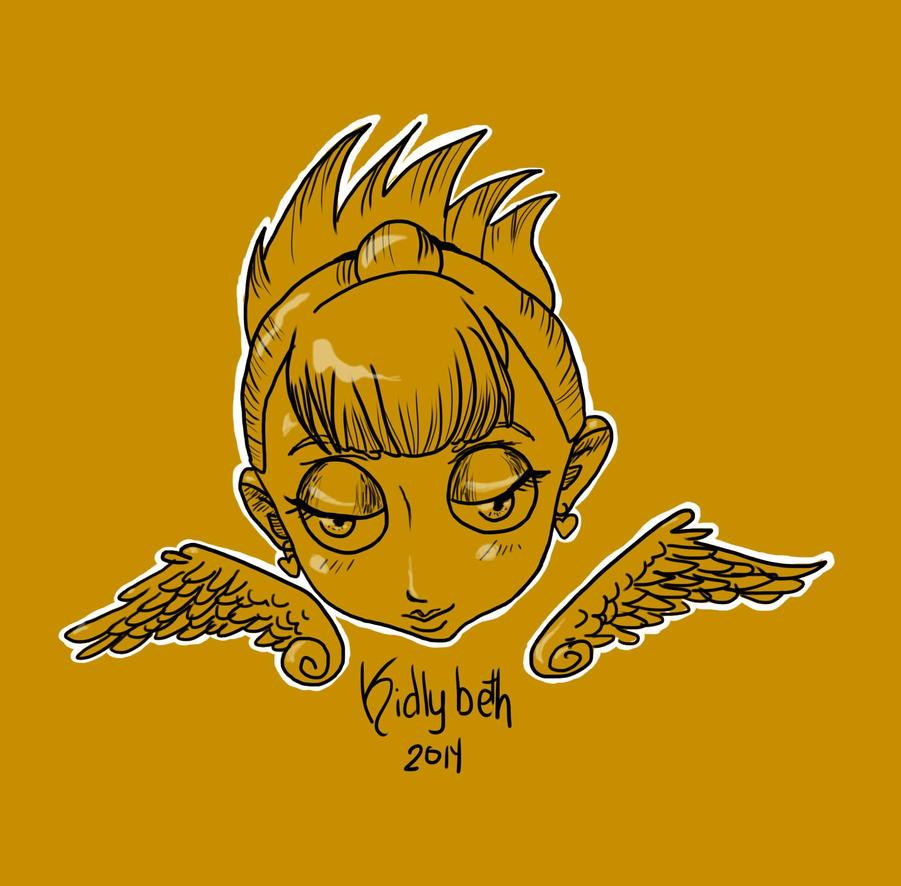 Sad Girl by Y-a-m-i-k-o