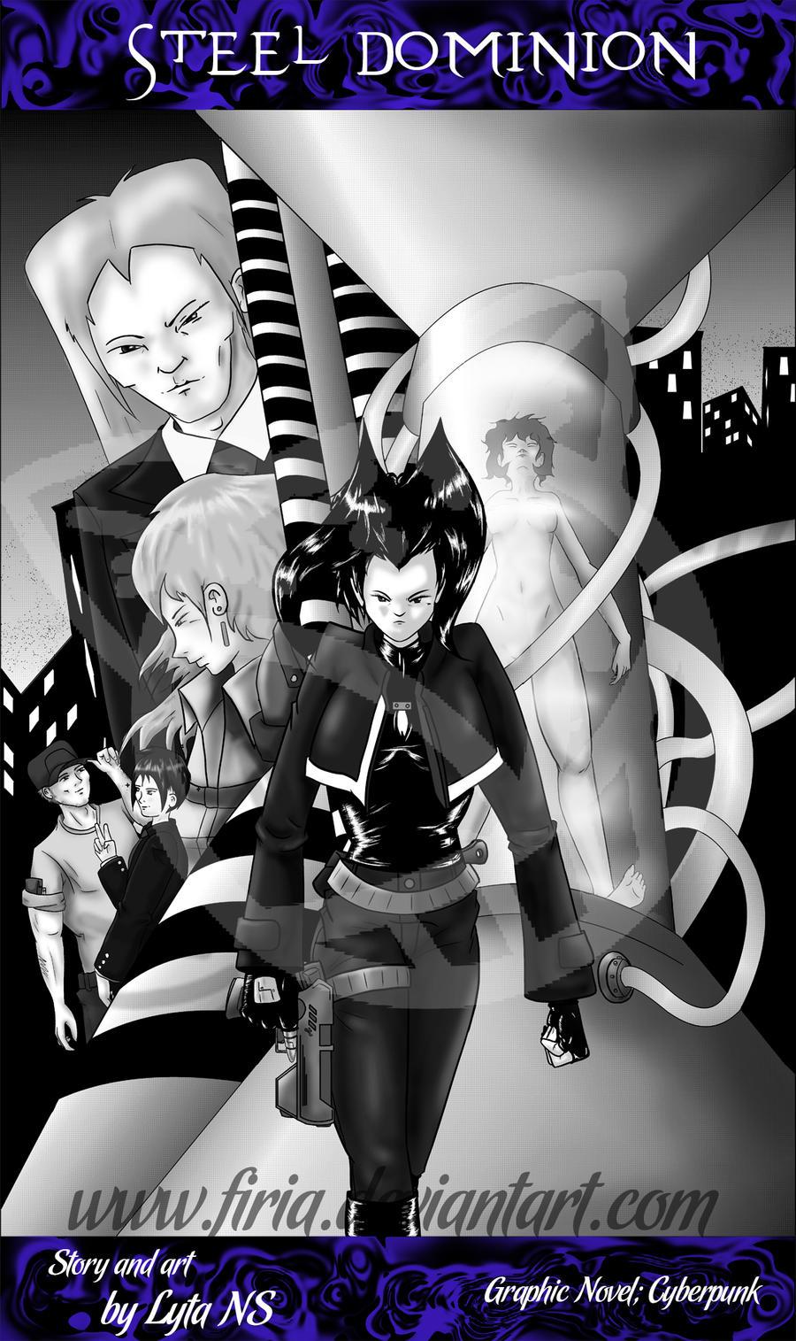 Comic Cover Print by Firia
