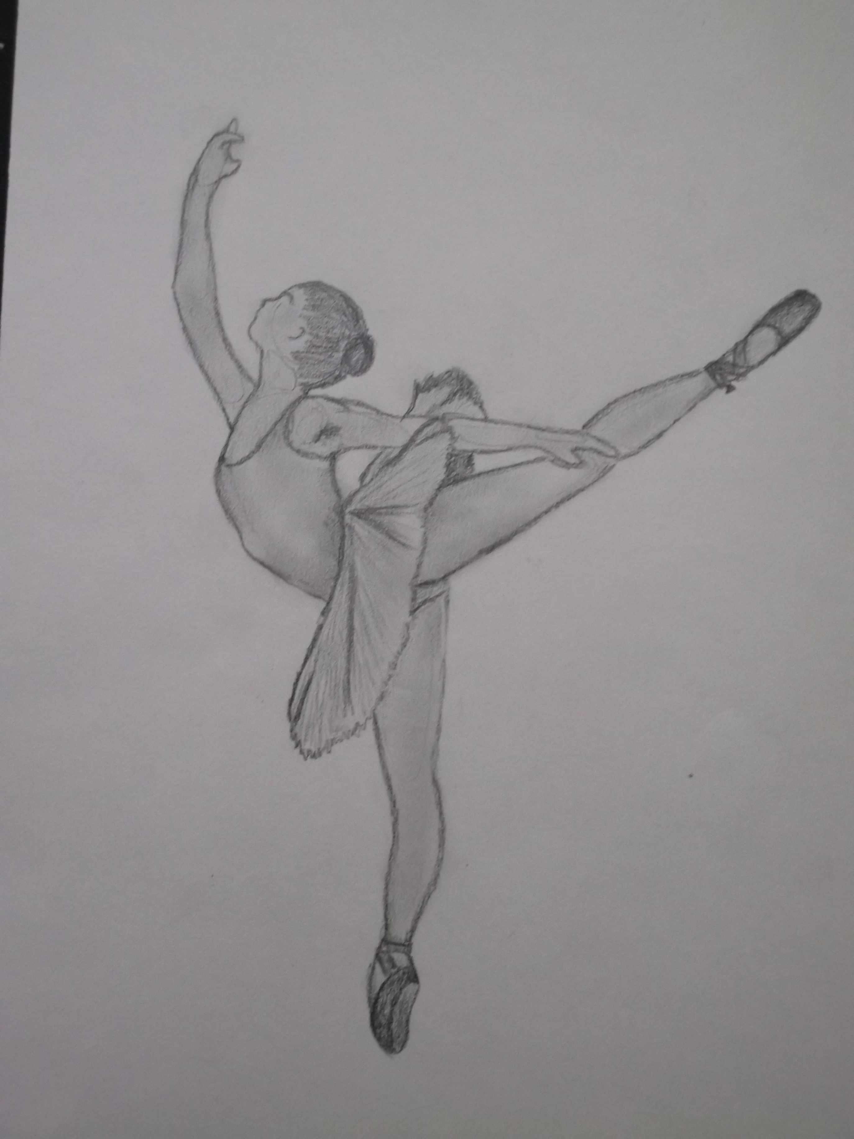 The gallery for --> Ballerina Drawings Tumblr