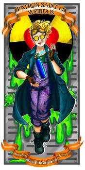 Patron Saint of weirdos