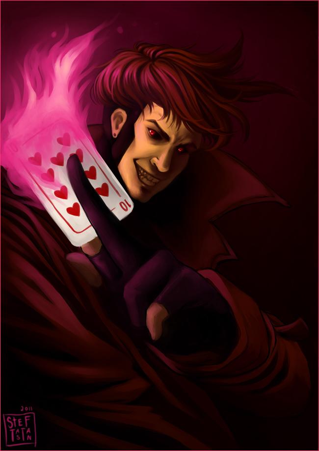 gambit by StefTastan