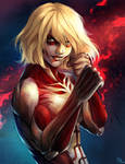 Fight Like a Girl - Female Titan