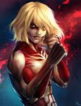 Fight Like a Girl - Female Titan
