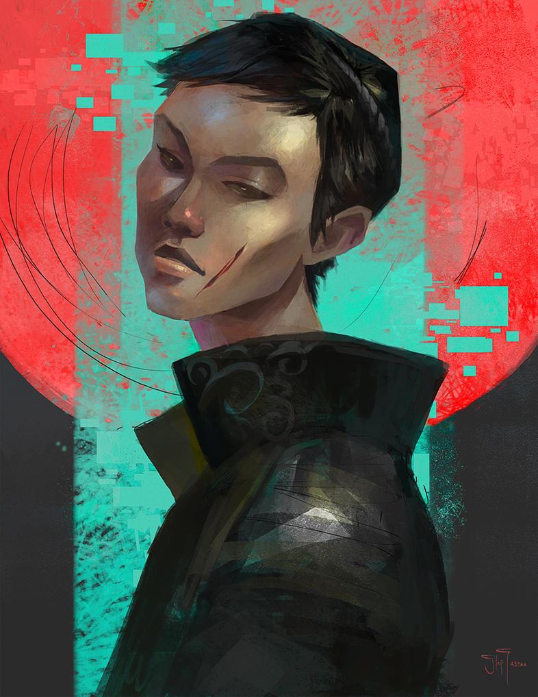Cassandra Pentagast : DAI by tstn