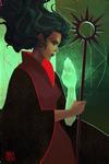[TAROT CARD] Nymeria Trevelyan