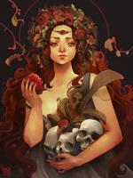 Persephone by StefTastan