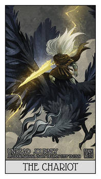 THE NAMELESS KING  - [THE CHARIOT]