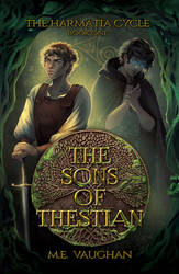 The Harmatia Cycle - Book 1 - The Sons of Thestian