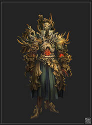 Knight Lautrec Redesigned: The Decayed